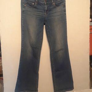 American eagle outfitt favorite  boyfriend  jeans
